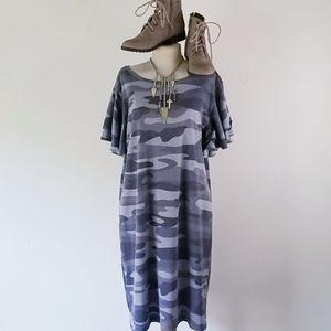Dresses & Skirts - NBW! Camouflage Dress 👗